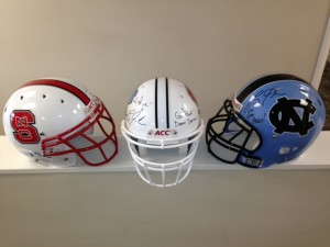 Hearts and Hope Rival Helmets